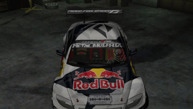 Photo of Mazda Team RX8 (Carbon)