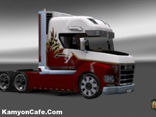 Photo of Scania STAX [ETS2]