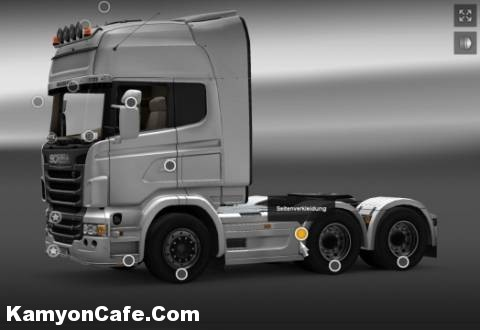 Photo of SCANIA 6×2 & 6×4 [ETS2]