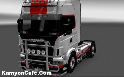 Photo of Scania İtalian [ETS2]