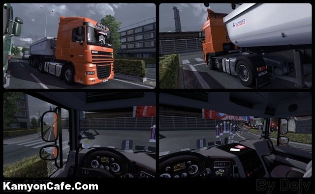 Photo of Daf XF [ETS2]