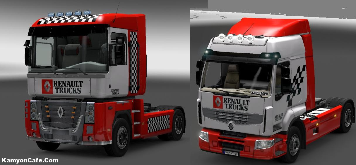 Photo of Magnum Premium Skins [ETS2]
