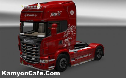 Photo of Scania R730 [ETS2]