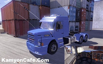 Photo of Scania 113H [ETS2]