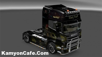 Photo of Scania Siyah İnci [ETS2]