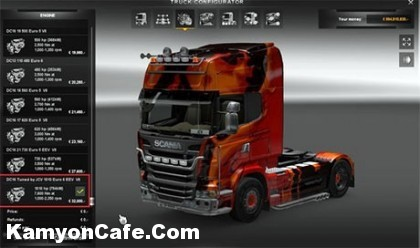 Photo of Scania [ETS2]