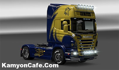 Photo of Scania Ekspress Euro Truck Simulator 2