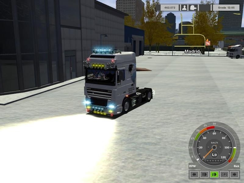 Photo of DAF 95 XF Euro Truck Simulator