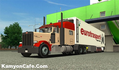 Photo of Peterbilt 379 Tekli [ETS2]