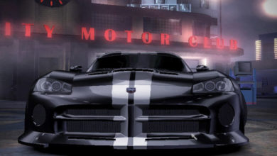 Photo of Dodge VIPER (Carbon)