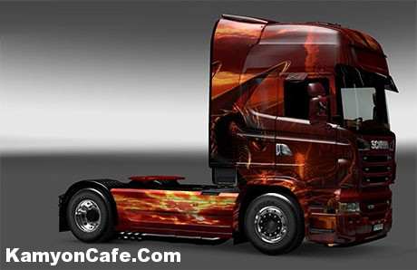 Photo of Scania Dragon [ETS 2]