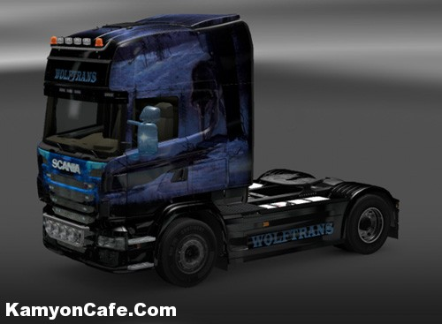 Photo of Scania Wolftrans [ETS 2]