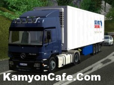 Photo of Mercedes Benz 1844 Actros L Euro Truck Simulator