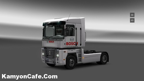 Photo of Renault Magnum Bosch Skin [ETS2]