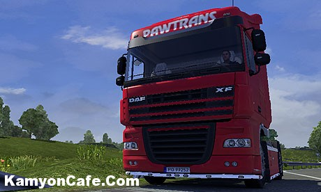 Photo of DAF Pawtrans skin [ETS 2]