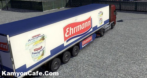 Photo of Ehrmann Almighurt Dorsesi [ETS2]