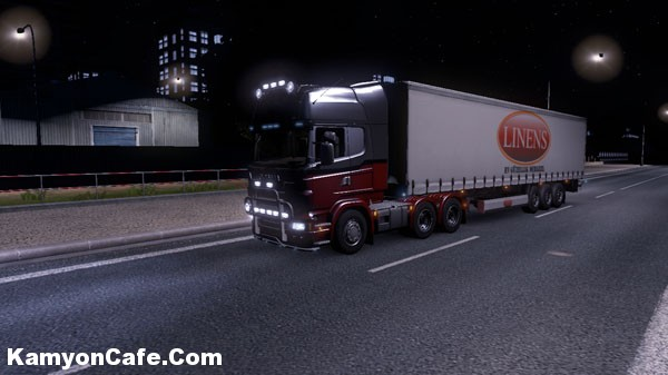 Photo of Linens Perde Dorsesi [ETS 2]