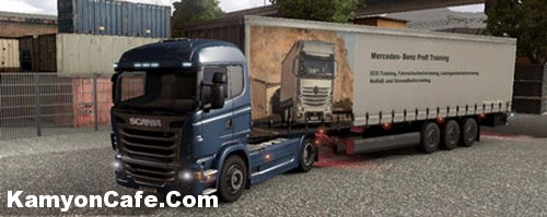 Photo of Mercedes Benz Dorsesi [ETS2]