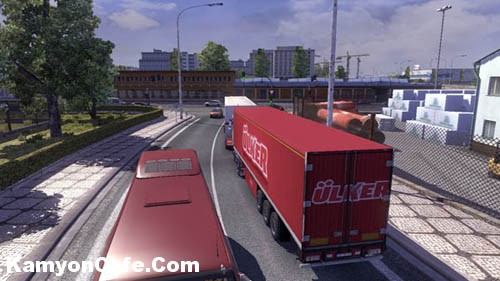 Photo of Ülker Dorsesi [ETS2]