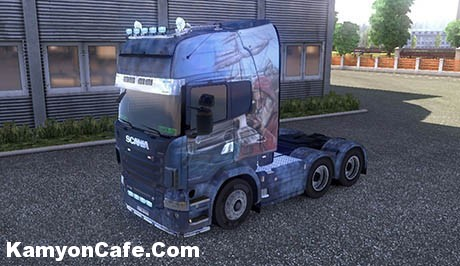 Photo of Scania Skin [ETS 2]