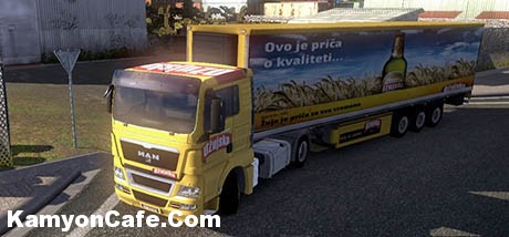Photo of Man Tır ve Dorse , Skin [ETS 2]