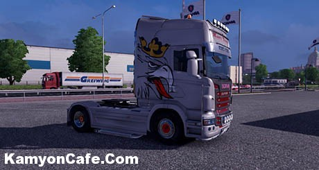 Photo of Scania Marti Trans Skin [ETS2]