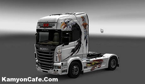 Photo of Scania Indian Skin [ETS2]