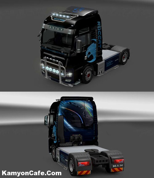 Photo of MAN TGX XXL Skin [ETS2]