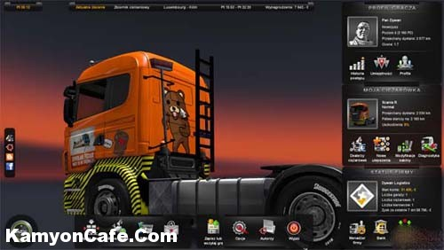 Photo of Scania Crazy Skin [ETS 2]