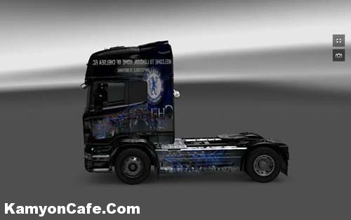 Photo of Scania Chelsea Skin [ETS 2]