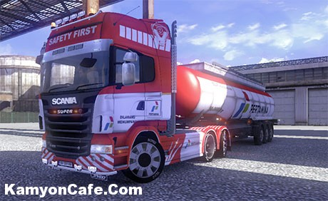 Photo of Pertamina Kombo [ETS 2]