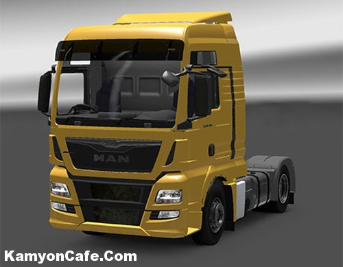 Photo of MAN TGX Euro 6 [ETS 2]
