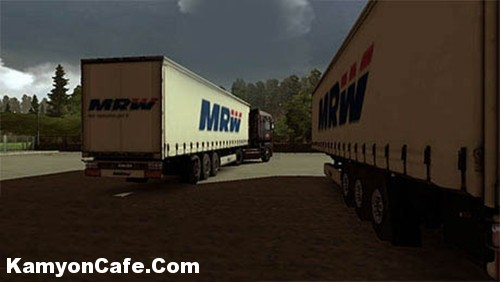 Photo of MRW Trailer Skin [ETS 2]