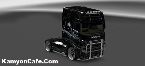 Photo of Scania R700 [ETS 2]