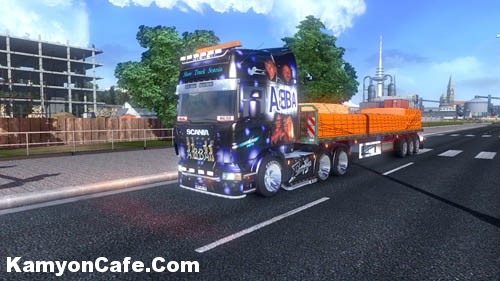 Photo of Scania Show Abba [ETS 2]