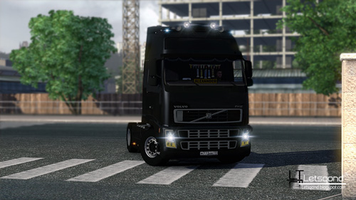 Photo of Volvo FH12 XL500 [ETS 2]