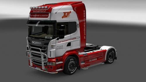 Photo of SCANIA TLP Skin [ETS 2]