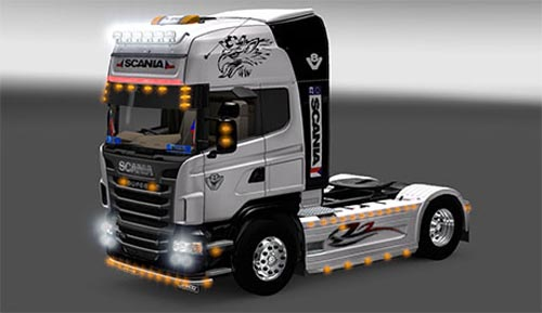 Photo of Scania R730 [ETS 2]