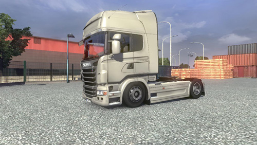 Photo of Scania Basık Şasi [ETS 2]
