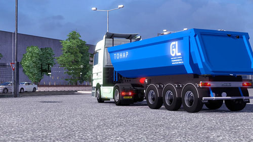 Photo of TOHAP Yeni Kum Dorsesi [ETS 2]