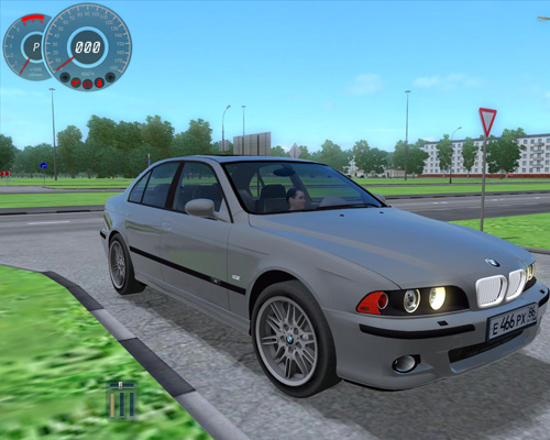 Photo of City Car Driving Simulator BMW M5 E39