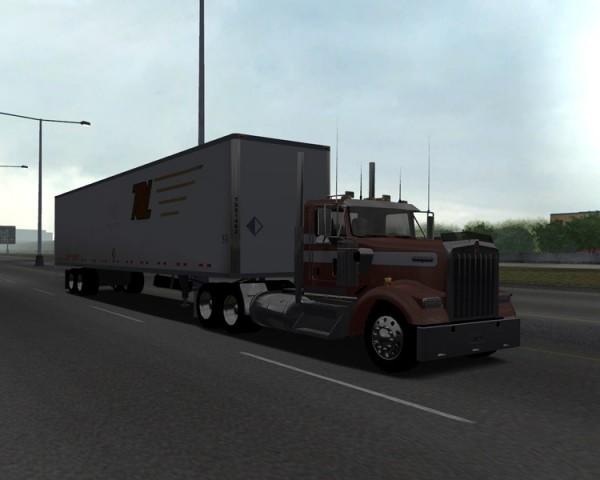 Photo of Kenworth W900L