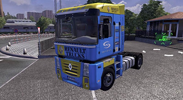 Photo of Renault Magnum Mild Skin
