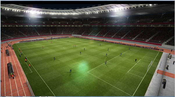 Photo of Pes 2012 Gelora Bung Karno Stadyumu