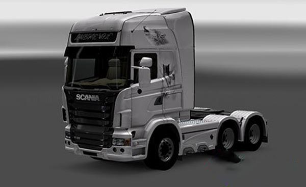 Photo of Scania Kurt Skin