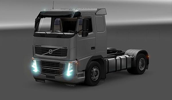 Volvo Lights and Mudflaps