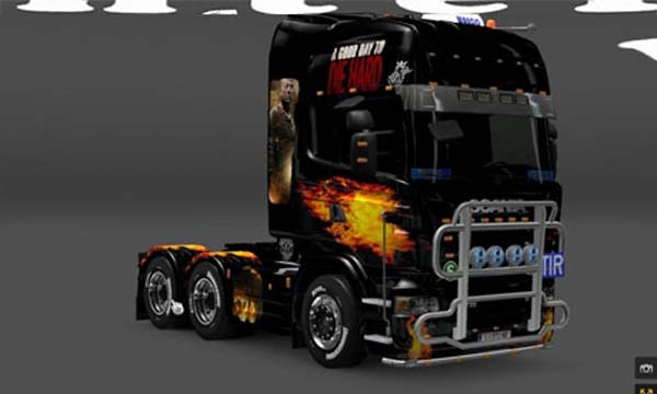 Photo of Scania Zor Ölüm Skin