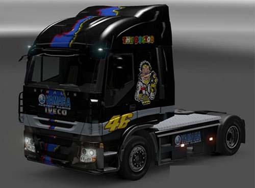 Photo of IVECO – Yamaha Skin