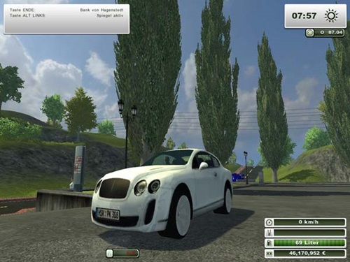 Photo of Bentley GT Versiyon 1.0
