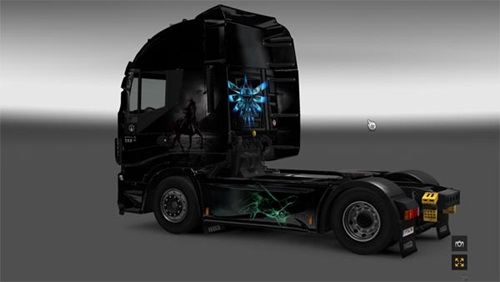 Photo of Iveco Ghost Hi-Way Skin